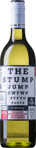 The Stump Jump White 2018 - d'Arenberg
