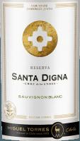 Podgląd: Santa Digna Sauvignon Blanc Reserva 2019 - Miguel Torres Chile