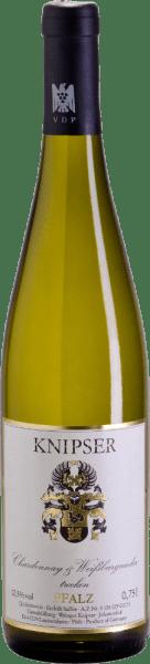Chardonnay & Weißburgunder 2019 - Knipser