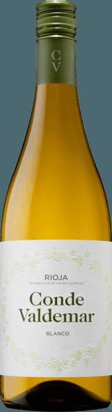 Conde Valdemar Blanco Rioja DOCa 2019 - Bodegas Valdemar