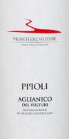 Podgląd: Pipoli Aglianico del Vulture DOC 2018 - Vigneti del Vulture
