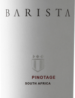 Podgląd: Pinotage Western Cape 2020 - Barista