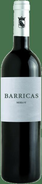 Barricas Merlot 2018 - Casa Santos Lima
