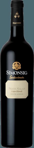 Frans Malan Cape Blend 2016 - Simonsig