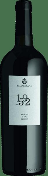 Since 1952 Riserva Brindisi DOC 2018 - Cantina Sampietrana