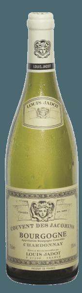 Bourgogne Blanc Chardonnay Couvent des Jacobins AOC 2019 - Louis Jadot