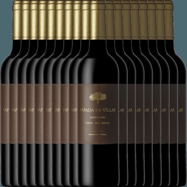 18er Vorteils-Weinpaket Tapada de Villar Tinto 2019 - Quinta das Arcas