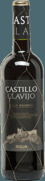 Castillo de Clavijo Gran Reserva DOC 2011 - Criadores de Rioja