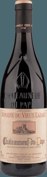 Rouge Châteauneuf-du-Pape AOC 2017 - Domaine du Vieux Lazaret