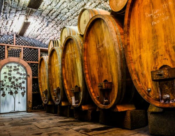 Weinkeller von Bergdolt-Reif & Nett