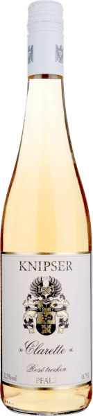 Clarette Rosé trocken 2020 - Knipser
