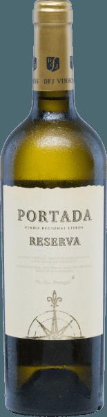 Portada Branco Reserva 2018 - DFJ Vinhos