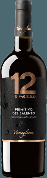 12 e Mezzo Primitivo del Salento IGP - Varvaglione