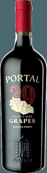 29 Grapes Reserve Port - Quinta do Portal