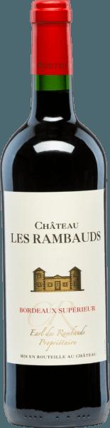 Château Les Rambauds Bordeaux Supérieur AOC - Yvon Mau