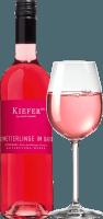 Podgląd: Schmetterlinge im Bauch Rosé 2020 - Weingut Kiefer