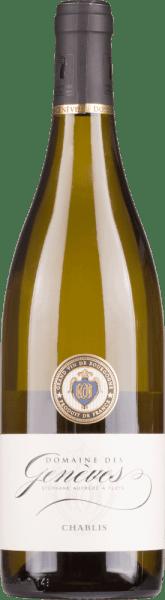 Chablis AOC 2019 - Domaine des Genèves