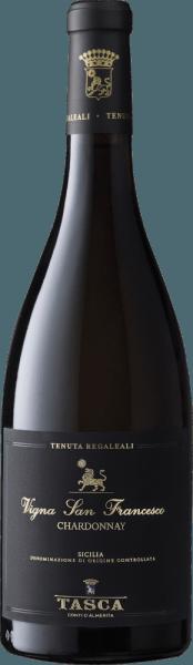 Vigna San Francesco Chardonnay DOC 2017 - Tenuta Regaleali