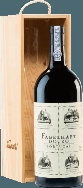 Fabelhaft Tinto 3,0 l Doppelmagnum in Holzkiste 2019 - Niepoort