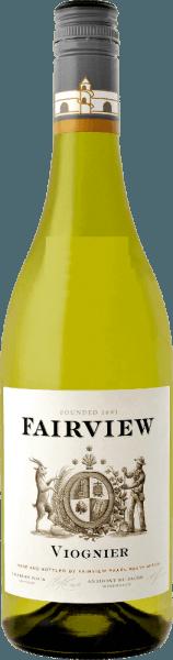 Estate Viognier 2018 - Fairview Wines