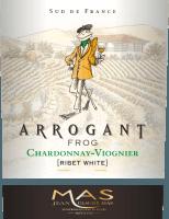 Podgląd: Ribet White Chardonnay Viognier 2020 - Arrogant Frog