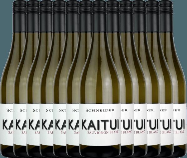 12er Vorteils-Weinpaket - Kaitui Sauvignon Blanc 2020 - Markus Schneider