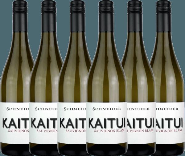 6er Vorteils-Weinpaket - Kaitui Sauvignon Blanc 2020 - Markus Schneider