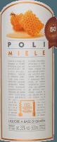 Podgląd: Poli Miele Museo della Grappa 0,5 l - Jacopo Poli
