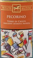 Podgląd: Pecorino Terre di Chieti IGP 2020 - Tenuta Ulisse