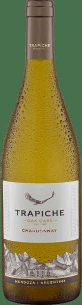 Oak Cask Chardonnay 2020 - Bodegas Trapiche