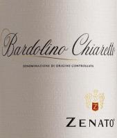 Podgląd: Bardolino Chiaretto DOC 2019 - Zenato