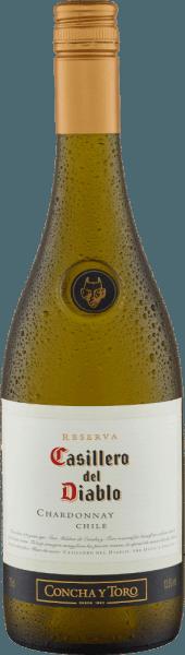Casillero del Diablo Chardonnay 2019 - Concha y Toro