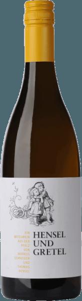 Hensel und Gretel Weißwein trocken 2019 - Schneider und Hensel